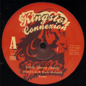 SALE  ITEM - Carol Cole - Settle Down / Zap Pow - River / River Stone (Kingston Connexion) EU 12""